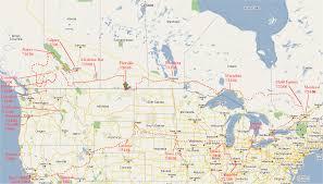 map us and canada map usa canada border ambear me