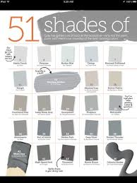 51 shades of gray paint we went with 16 revere pewter