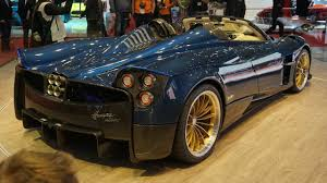 new pagani the new pagani huayra roadster in detail ikwikit