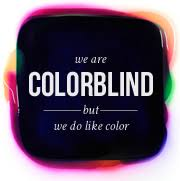 Fixing Color Blindness We Are Colorblind