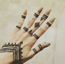 simple pattern tattoo designs trending mehndi designs 50 latest henna tattoo ideas for 2018
