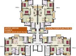 850 sq ft 2 bhk 2t apartment for sale in jaypee greens kosmos