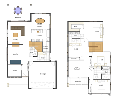 Wide House Plans by 7 Bedroom House Plans U2013 Bedroom At Real Estate
