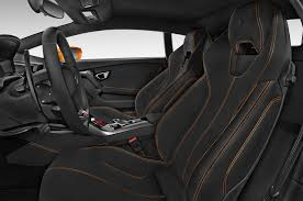 lamborghini huracan front 2015 lamborghini huracan front seats interior photo automotive com