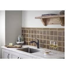 bronze faucets for kitchen tuscan bronze cantara 1 handle pull out kitchen faucet f 534