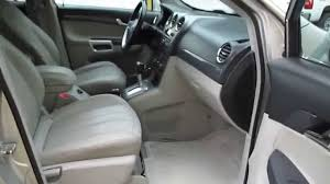 opel antara 2008 interior captiva sport 2008 impecable youtube