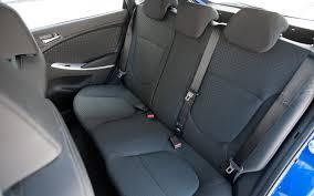 2014 hyundai accent interior 2012 hyundai accent reviews and rating motor trend