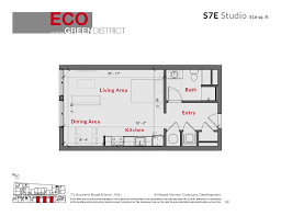 100 studio plan floor plans of the arc tower al reem island