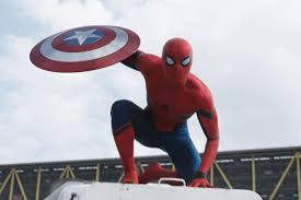 spider man is amazing in captain america civil war but has no