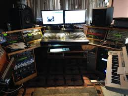 for those with multiple synths what u0027s an elegant studio layout