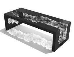 Black And White Coffee Table 7 Black And White Coffee Tables For A Modern Living Room