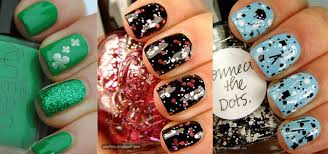 Nail Art Designs For New Years Eve Beautiful New Year U0027s Eve Nail Art Designs
