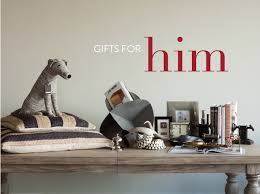 gift guide gifts for him home interior design