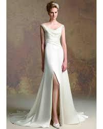 front slit wedding dresses fall 2013 martha stewart weddings