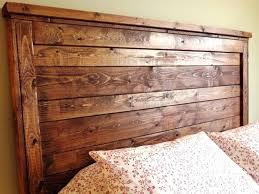 Distressed Wood Headboard Reclaimed Wood Headboard Great Captivating Wood Headboard