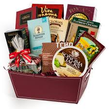 francisco treats gift basket san francisco gifts by san