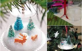 decorazioni bicchieri decorazioni di natale con bicchieri di plastica le idee pi禮