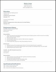Trainer Resume Sample by Personal Trainer Resume Format Resume Cover Letter Template