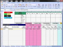 Pricing Spreadsheet Template Profit Spreadsheet Template Haisume