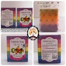 Sabun Thailand best review of wink white fruitamin soap 10 in 1 sabun pemutih badan