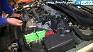 nissan versa engine diagram how to install replace coolant temperature sensor 2 5l nissan