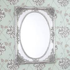 Ornate Mirrors 15 Collection Of Silver Ornate Mirror Mirror Ideas