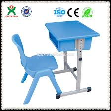 Kids Adjustable Desk by Factory Wholesale Price Kids Study Table With Chair Adjustable