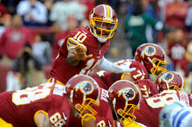 Why Did Rg3 Get Benched Report Several Washington Offensive Linemen Dislike Rg3