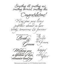 wedding sentiments wedding card stin up teeny tiny wishes wedding card