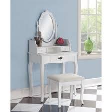 Makeup Vanity Table Furniture Makeup Tables And Vanities You U0027ll Love Wayfair
