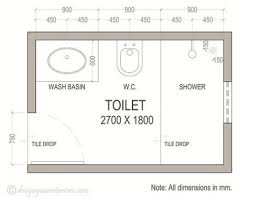Online Blueprints by Designing Bathrooms Online Bathroom Blueprints Plans Layout