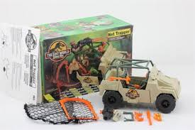 jurassic park jeep instructions boxed kenner jurassic park the lost world net trapper with