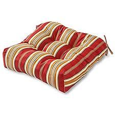 22 Inch Outdoor Chair Cushions Amazon Com Ikeas Malinda Chair Cushion Light Beige 4 Pack Home
