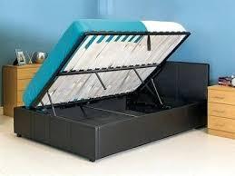 Single Ottoman Bed Single Bed Ottoman Intuitivewellness Co