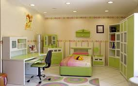 Bunk Beds For Three Kids Bed Bright Children Bedroom With Bunk Bed For Three And