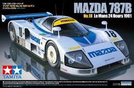 mazda group amazon com tamiya 1 24 mazda 787b no 18 1991 everything else