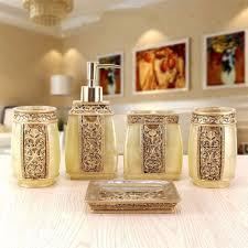 Bathroom Accessories Bronze by Gold Bronze Bathroom Brightpulse Us