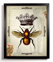 Bee Home Decor by The Queen Bee Home Kitchen Nursery Bath Dorm Office