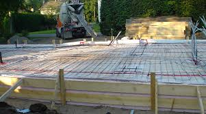step by step guide for how to build a slab on grade green home