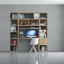 Schreibtisch Breite Bürowand Homeoffice Mit Schreibtisch Eiche Weiß