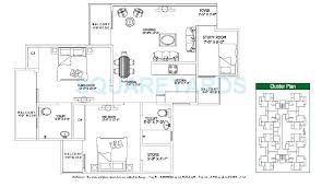 1100 sq ft 2 bhk 1100 sq ft apartment for sale in gaur city 1st avenue at