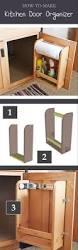 kitchen cabinet door organizer simple ideas that are borderline crafty u2013 48 pics pound boards