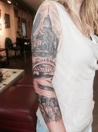 Beautiful travel tattoos and the stories behind them girlswanderlust