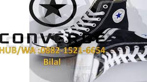 Jual Converse Mono hub wa 0882 1521 6654 jual sepatu converse warna hitam putih