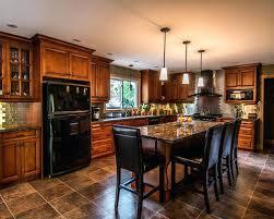 Kitchen Design With Black Appliances Kitchen Ideas With Black Appliances Inspire Antique White Kitchen