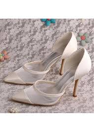 wedding shoes toe buy discount fascinating satin pointed toe stiletto heel
