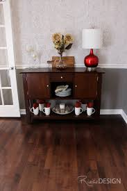 serving table for dining room trends and candice olson cork backed