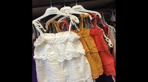 Bán sá ‰ quần áo trẠem Thái Lan giá sá ‰ rẠnhất tại Si G²n MẠu má ›i