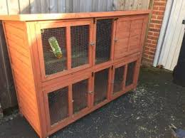 Rabbit Hutch Ramp Rabbit Hutch Second Hand Pet Accessories Buy And Sell In The Uk