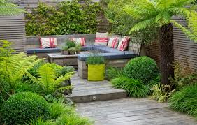 Rooftop Garden Design Landscape Designs Roof Garden Landscape Design With Seating Areas